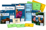 All About Reading Level 1: Complete Package (Color Edition)