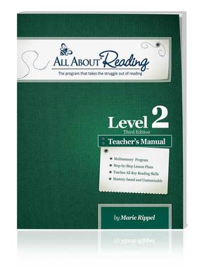 All About Reading Level 2 - Teacher's Manual