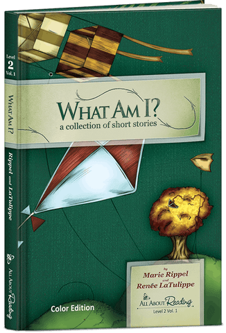 All About Reading Level 2: What Am I? (Volume 1, Color Edition)