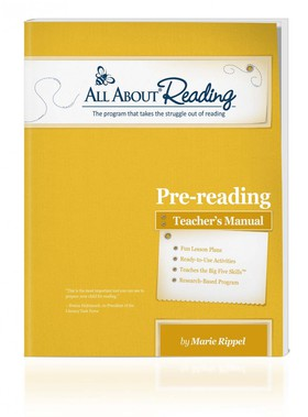 All About Reading Pre-reading: Teacher's Manual