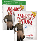 America's Story 3: From Early 1900s to Modern Times (Teacher/Student Set)