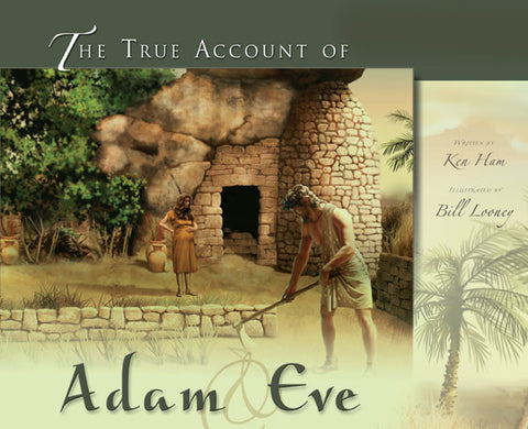 True Account of Adam & Eve, The