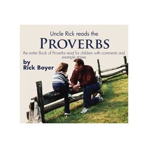 Uncle Rick Reads the Proverbs (CD)