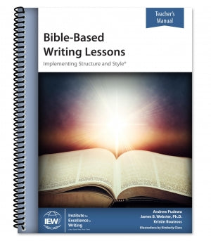 Bible-Based Writing Lessons [Teacher's Manual only]