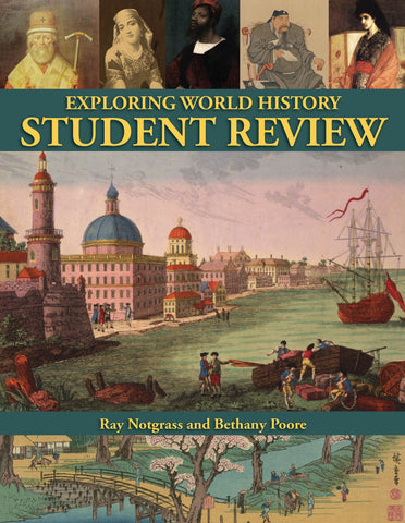 Exploring World History - Student Review Pack