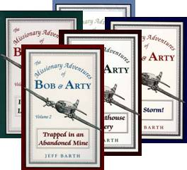 Bob & Arty Series (Set of 7 Books)