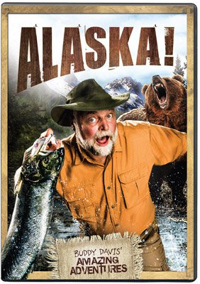 Alaska - Buddy Davis: Amazing Adventures (DVD)