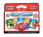 Water Wow! - Splash Cards Alphabet