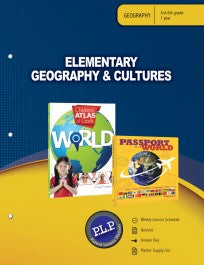 Elementary Geography and Cultures (Parent Lesson Planner)
