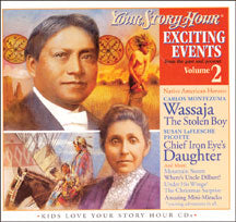 Exciting Events Volume #2 - Your Story Hour CDs