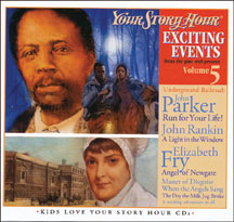 Exciting Events Volume #5 - Your Story Hour CDs