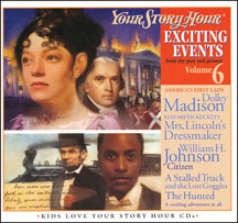 Exciting Events Volume #6 - Your Story Hour CDs