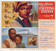 Exciting Events Volume #7 - Your Story Hour CDs