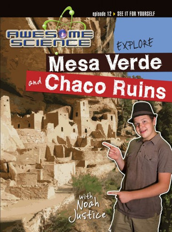 Explore Mesa Verde and Chaco Ruins with Noah Justice (DVD)