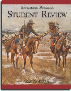 Exploring America Student Review Book (2014 Edition) [DAMAGED]