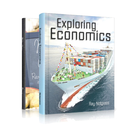 Exploring Economics Curriculum Set (2016)