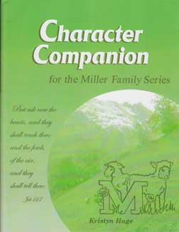 Character Companion for the Miller Family Series