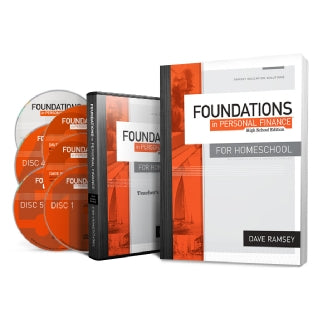 Foundations in Personal Finance: High School Edition for Homeschool - Teacher/Student Pack