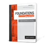 Foundations in Personal Finance: High School Edition for Homeschool - Student Text