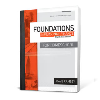 Foundations in Personal Finance for Homeschool - Student Text [DAMAGED COVER]
