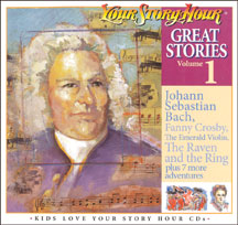 Great Stories #1 - Your Story Hour CDs