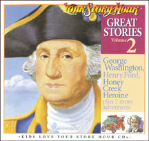 Great Stories #2 - Your Story Hour CDs