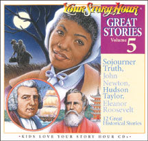 Great Stories #5 - Your Story Hour CDs