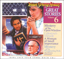 Great Stories #6 - Your Story Hour CDs