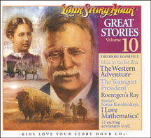 Great Stories #10 - Your Story Hour CDs