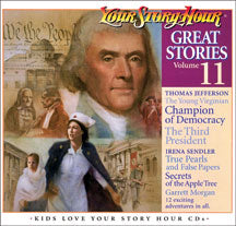 Great Stories #11 - Your Story Hour CDs