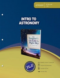 Intro to Astronomy (Parent Lesson Plans)