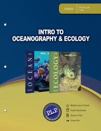 Intro to Oceanography & Ecology (Parent Lesson Plans)
