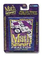MathSmart Fraction Subtraction Common Denominator