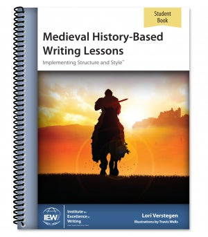Medieval History-Based Writing Lessons (Student Book only), Fifth Edition