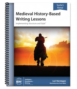 Medieval History-Based Writing Lessons (Teacher's Manual only), Fifth Edition