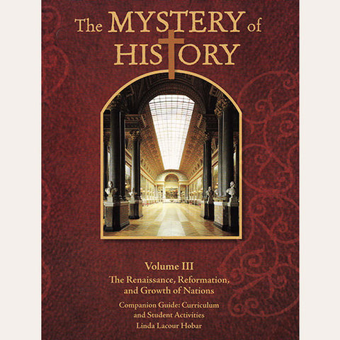 Mystery of History 3 - Companion Guide [DAMAGED COVER]