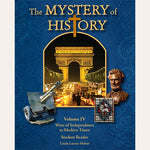 Mystery of History 4 - Student Reader & CD-ROM Companion Guide