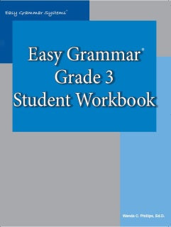 Easy Grammar: Grade 3 Student Workbook