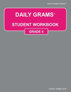Daily Grams: Grade 4 Student Workbook