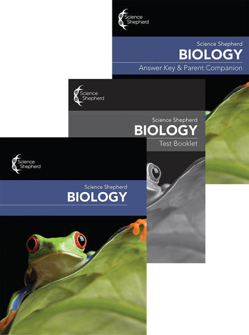 Science Shepherd Biology (3rd Edition): 3-book Set