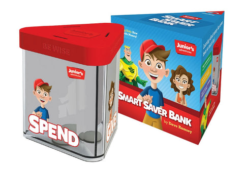 Junior's Adventures Smart Saver Bank