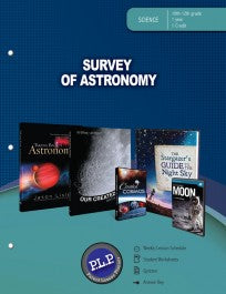 Survey of Astronomy (Parent Lesson Planner)
