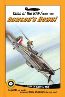 Dawson's Down (Tales of the RAF - Book 4) (Hardback)