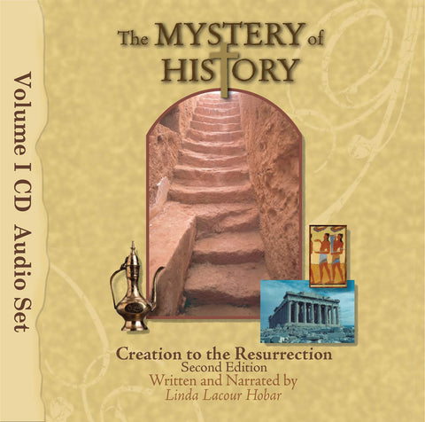 Mystery of History 1 - CD Audio Set