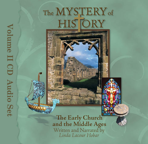 Mystery of History 2 - CD Audio Set