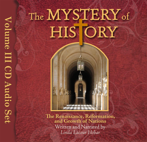 Mystery of History 3 - CD Audio Set [DAMAGED CASE]