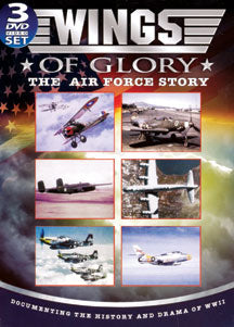 Wings of Glory: The Air Force Story (DVD)