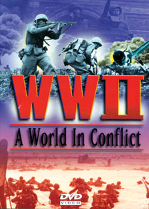 WWII: A World in Conflict (DVD)