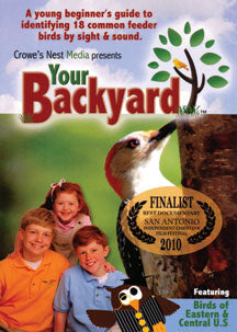 Common Feeder Birds (Your Backyard Series) (DVD)