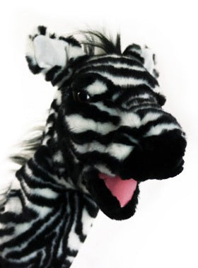 All About Reading - Ziggy Zebra Puppet